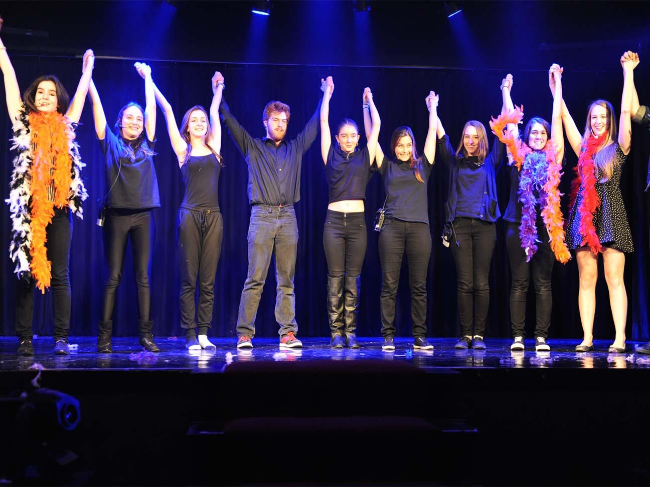 Comédie musicale – École Georges-Vanier