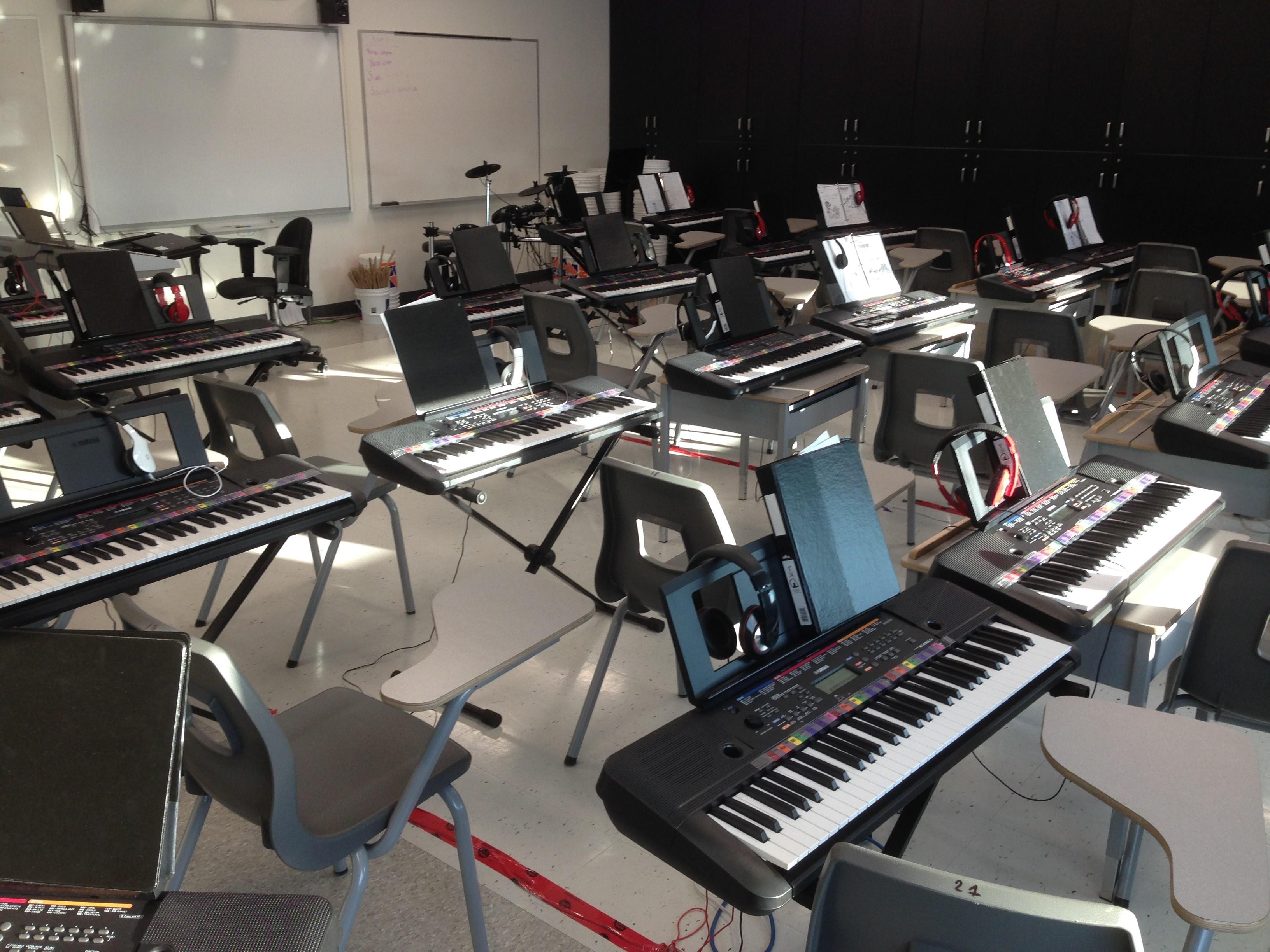 Un piano pour tous! – École de Val-des-Ruisseaux