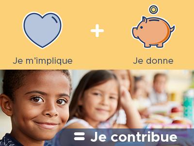 3 bonnes raisons de donner à la Fondation scolaire de Laval